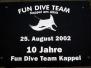 10 Jahre Fun Dive Team