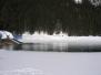 Eistauchen Arnisee 2009